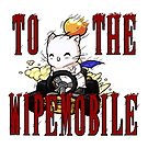 To The Wipemobile by Overinkt