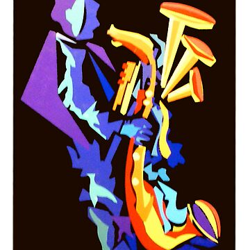 saxman by bluefondue
