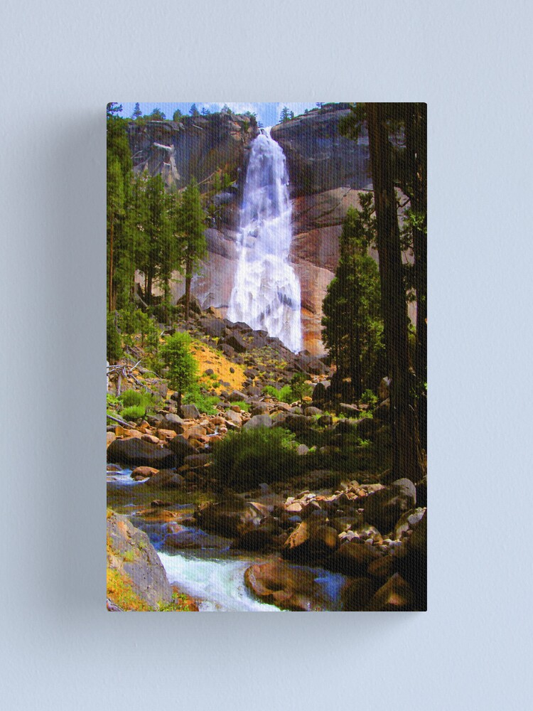 Alternate view of Envision Canvas Print