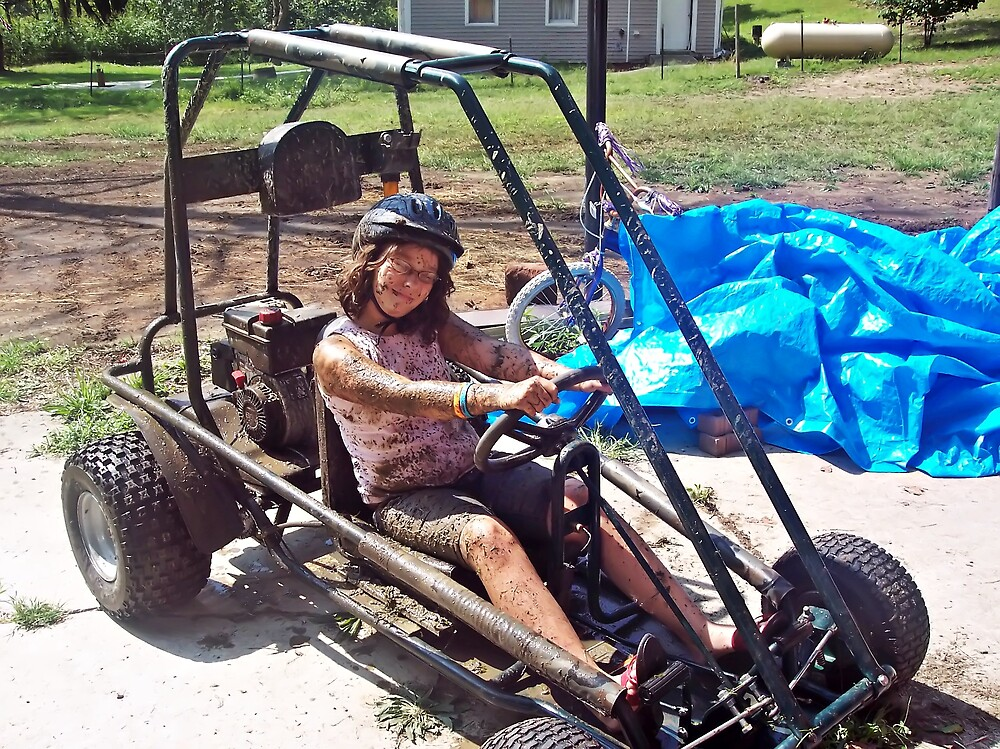 Heat, Mud, Fumes and Fun! by Tracy DeVore