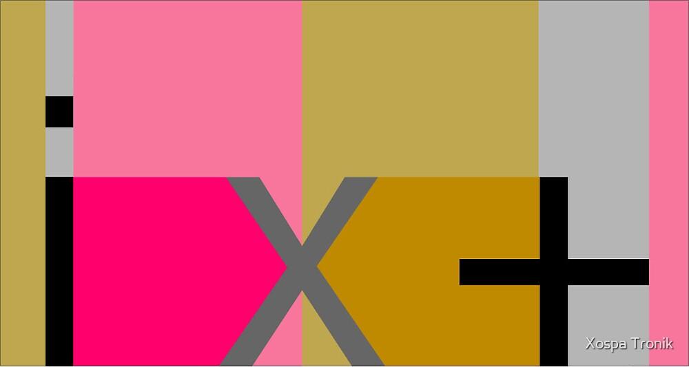 my logo card by Xospa Tronik