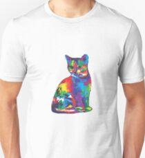 cat drawing Unisex T-Shirt