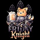 Friday Knight by Ilustrata Design