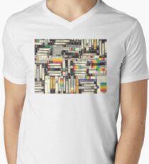 VHS V-Neck T-Shirt