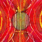 In Stillness it Radiates, watercolor by Dan Vera by danvera
