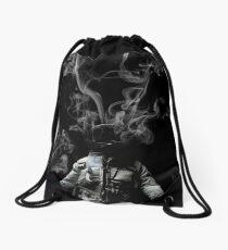 Broken Heart Drawstring Bag