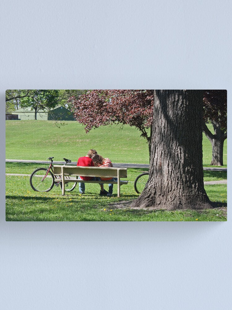 Alternate view of Time to Dream Canvas Print