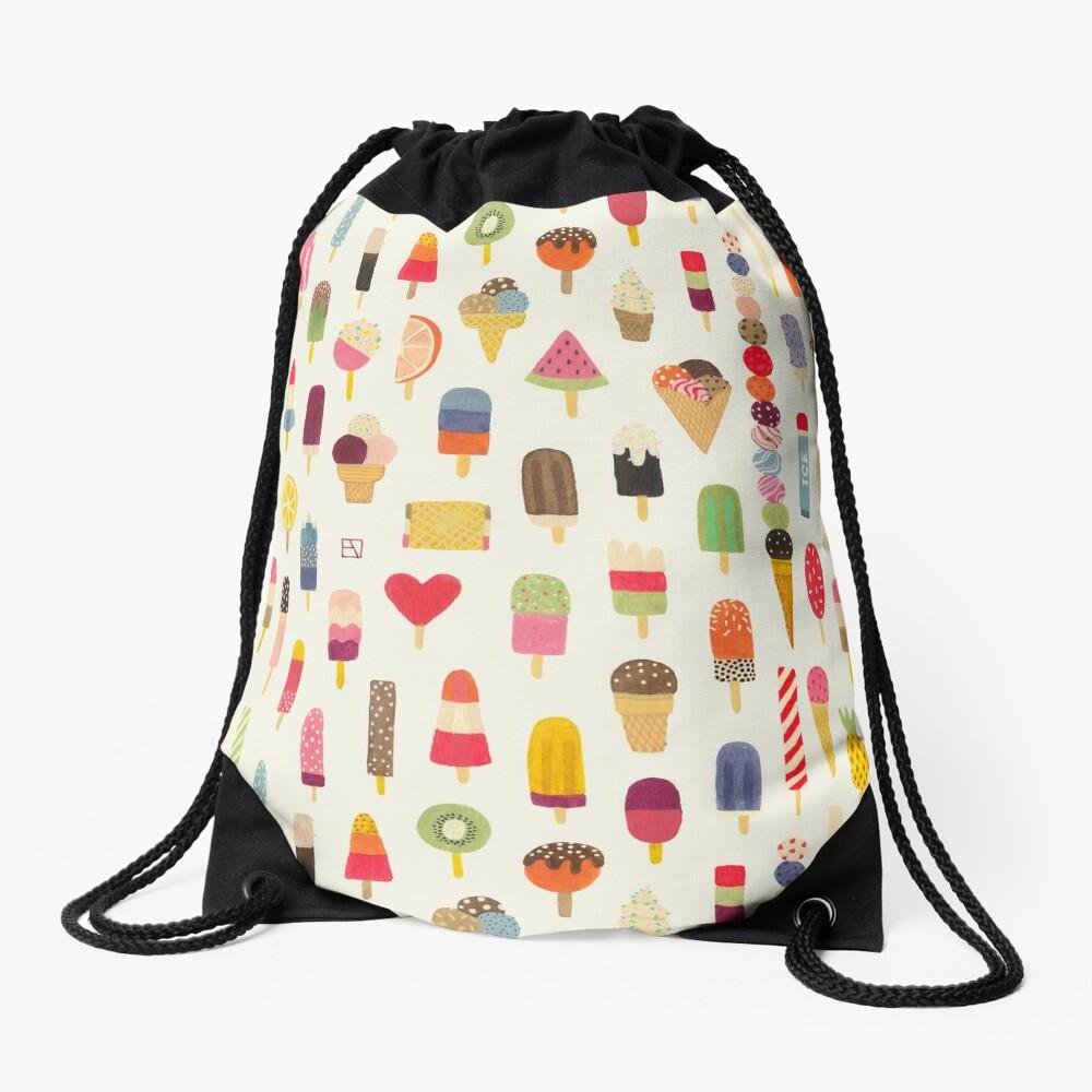 Pop Pop Popsicles! Drawstring Bag