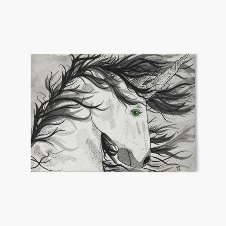 Wind through imagination Lost Art Board Print