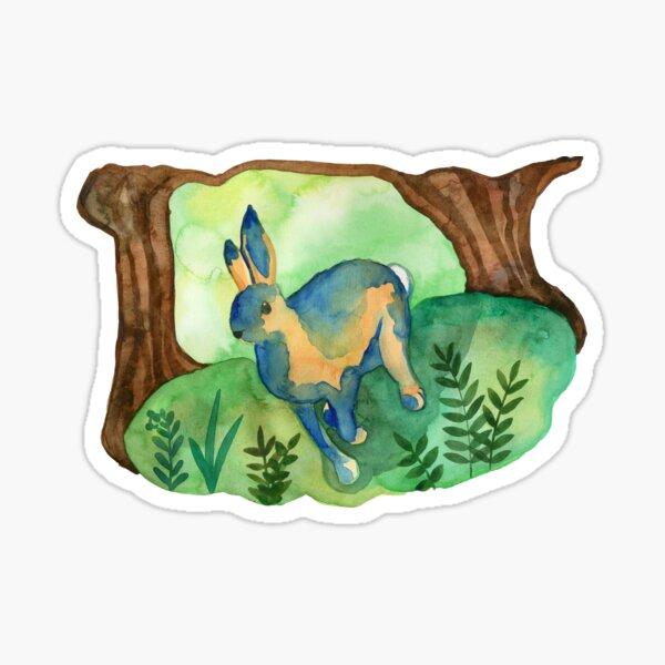 Cerridwen´s Hare Sticker