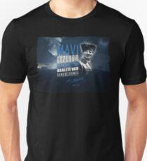Mavi Gözlü Bozkurt Unisex T-Shirt