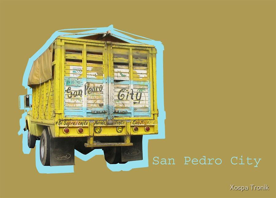 San Pedro City by Xospa Tronik