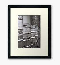 successful party Framed Print