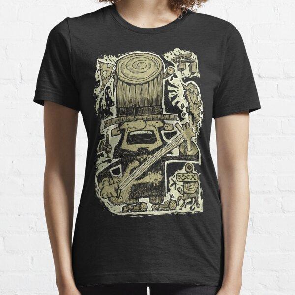 Ye Old Legend Of Rock, Circa 1855 Essential T-Shirt