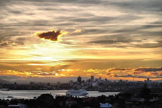 'Pacific Dawn' P&O Cruises Australia by andreisky