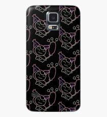 Minimalist Kitten Pokemon Case/Skin for Samsung Galaxy