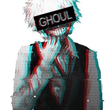 Tokyo Ghoul - Ken Kaneki by APerspective