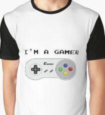 I'm a Gamer Graphic T-Shirt
