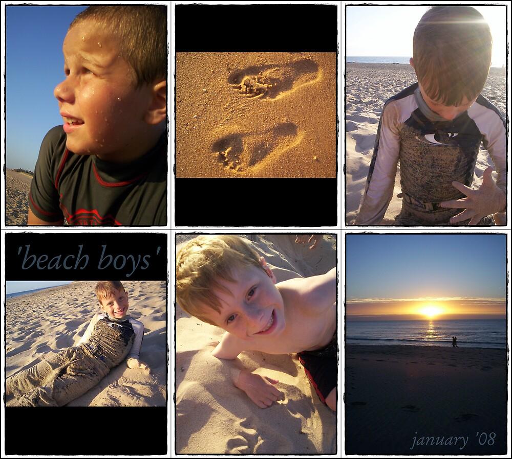Beach boys. by TinaMartin