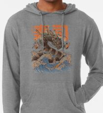 Great Sushi Dragon  Lightweight Hoodie