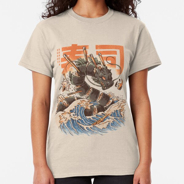 Great Sushi Dragon  Classic T-Shirt