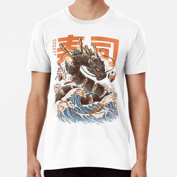 Great Sushi Dragon  Premium T-Shirt