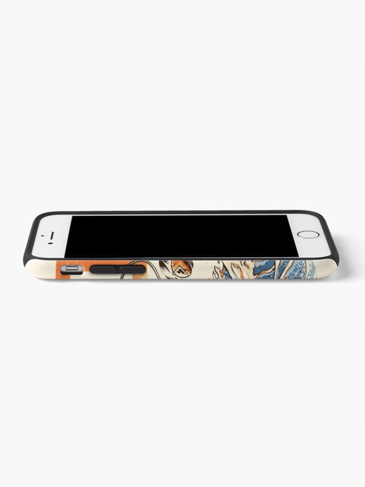 Alternate view of Great Sushi Dragon  iPhone Case & Cover