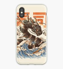 Great Sushi Dragon  iPhone Case