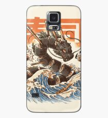 Great Sushi Dragon  Case/Skin for Samsung Galaxy