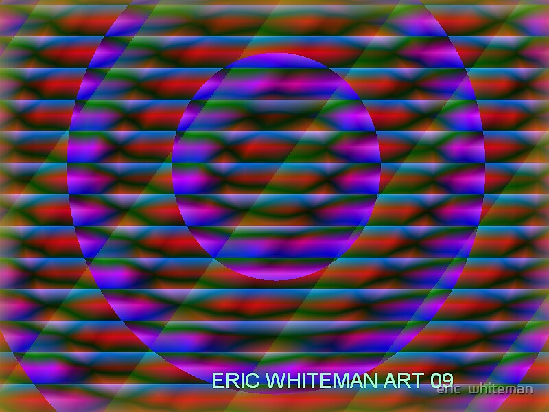 (  INTRODUCETION  ) ERIC WHITEMAN   ART   by eric  whiteman