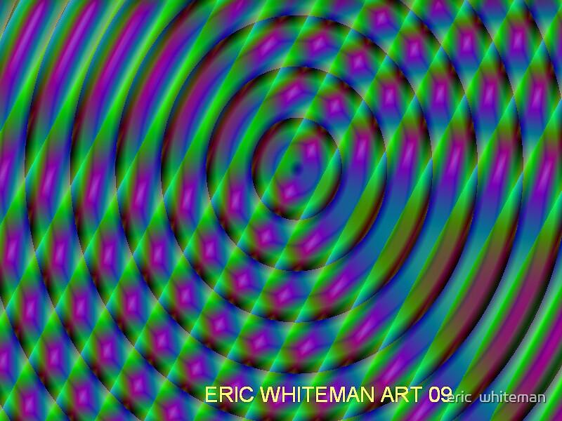 ( IMPACT ) ERIC WHITEMAN  ART   by eric  whiteman