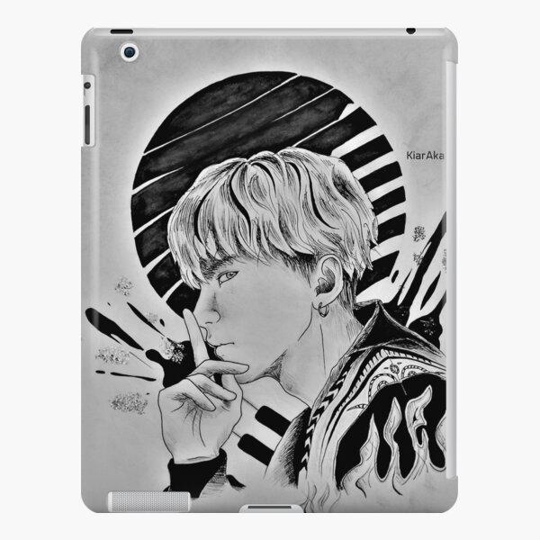 Suga - First Love (WINGS) iPad Snap Case