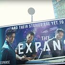 Save The Expanse Sticker by newyorktaxi