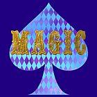 Magic Spades by TearsFromVenus