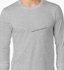 Band Merchandise Long Sleeve T-Shirt