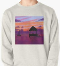 South Pacific Sunset Pullover