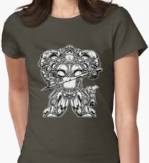 Zone 988 Law Womens Fitted T-Shirt