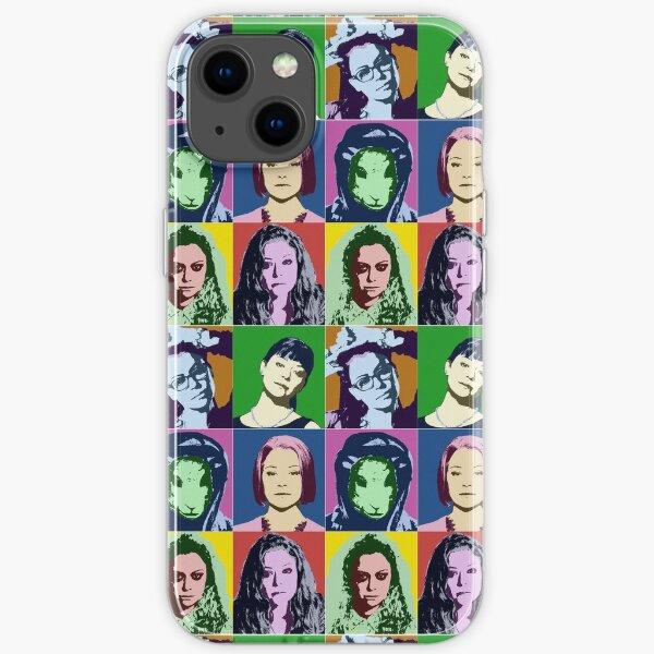 Clone Pop iPhone Soft Case