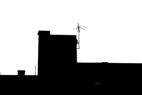 Antenne der Götter # 6 von JohnKosboth