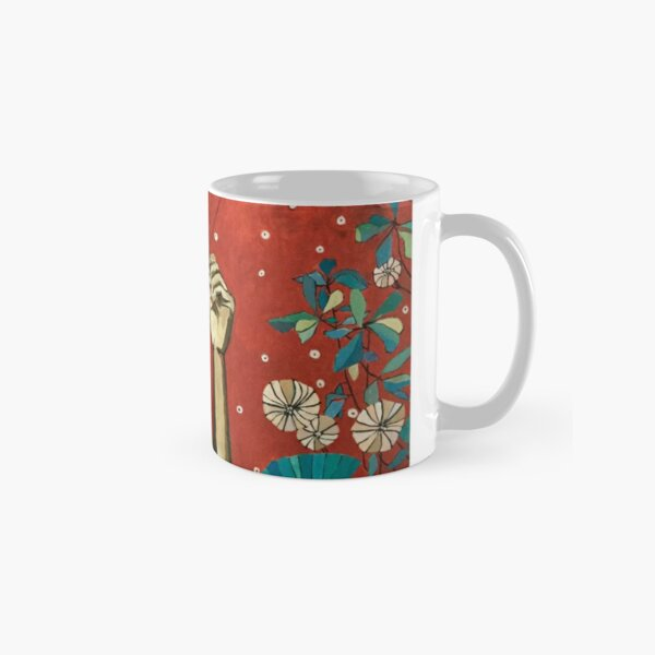 The way it is in dreams Classic Mug
