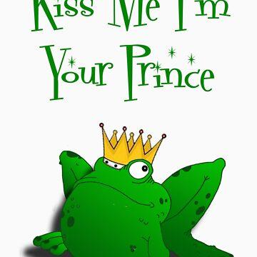 frog prince by happyartist