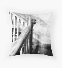 Banister Throw Pillow