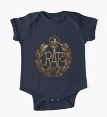 RAF Cap Badge One Piece - Short Sleeve