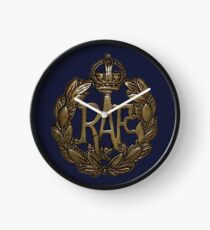 RAF Cap Badge Clock
