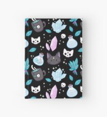 Herb Witch // Black Hardcover Journal