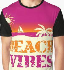 Beach Vibes Graphic T-Shirt