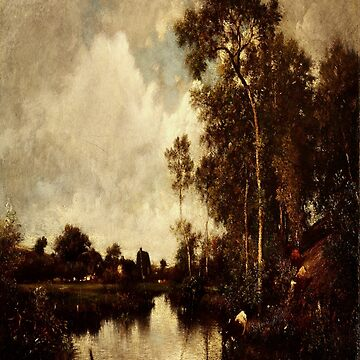 The River-Jules Dupre by LexBauer