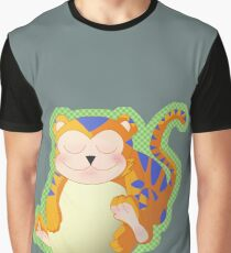 LIL' TIGER Graphic T-Shirt