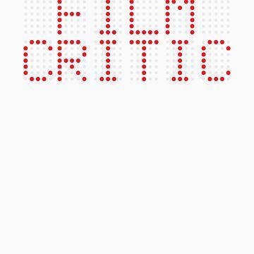 Matrix T Shirt- Film Critic by cultofpop