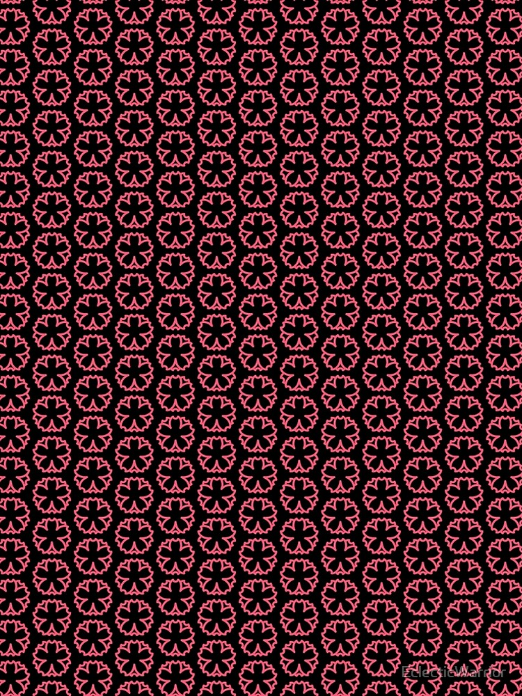 Pink Flower Graphic by EclecticWarrior